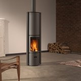 Stuv Stoves - Stuv 30 Compact High Wood Burning Stove