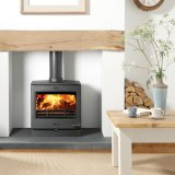 Yeoman CL8 Multi Fuel Stove, Single Door