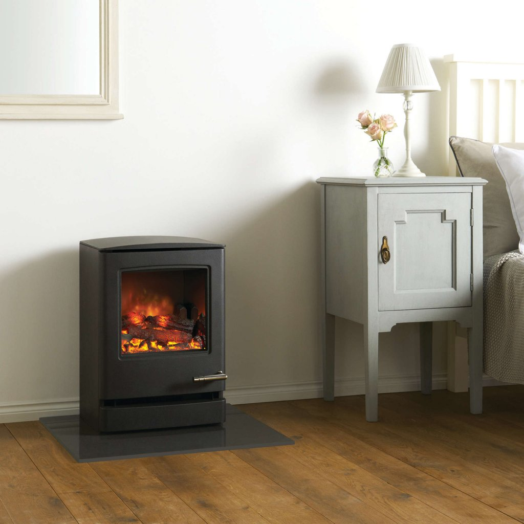 Yeoman CL3 Electric Stove With Remote Control
