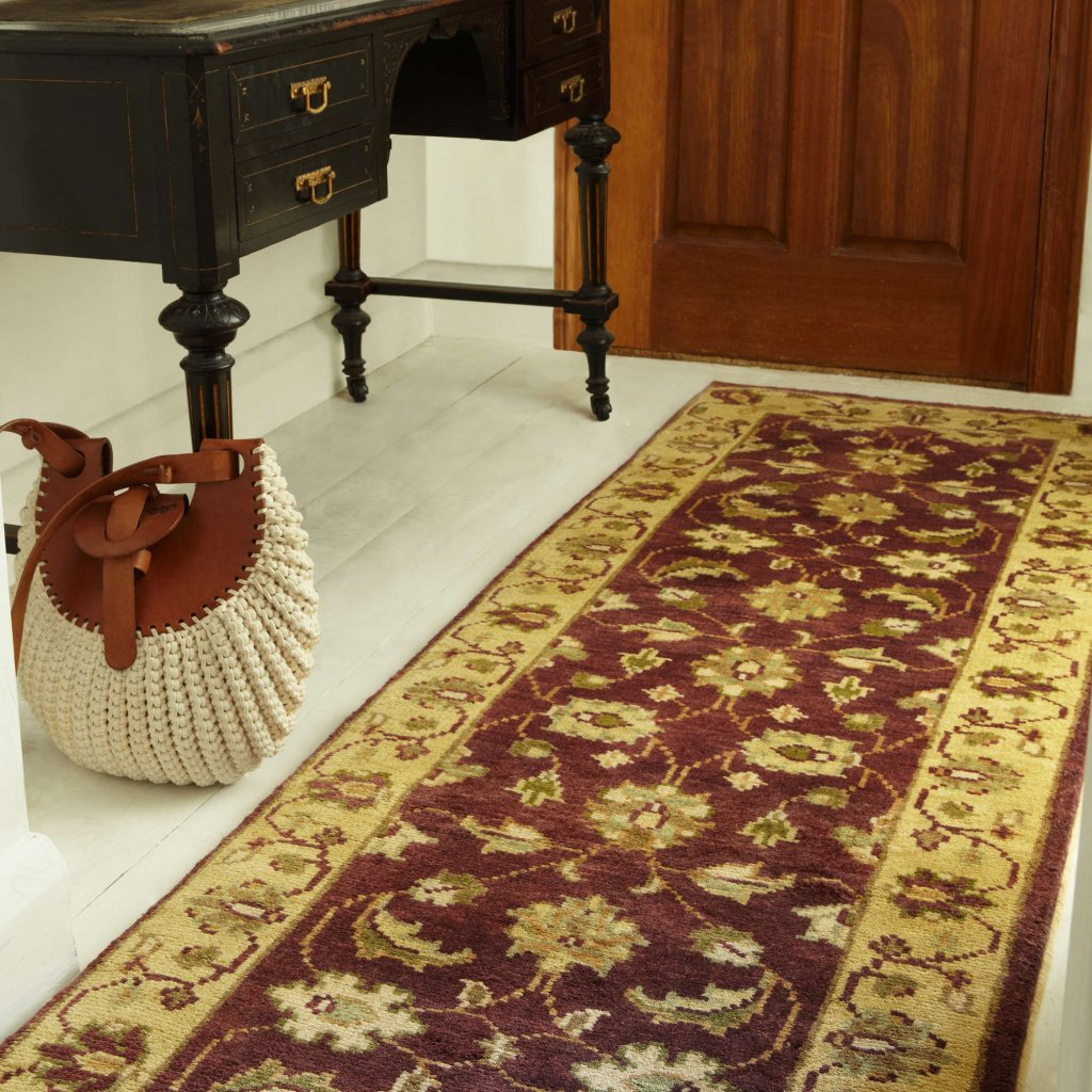Taj Agra Long Runner Rug