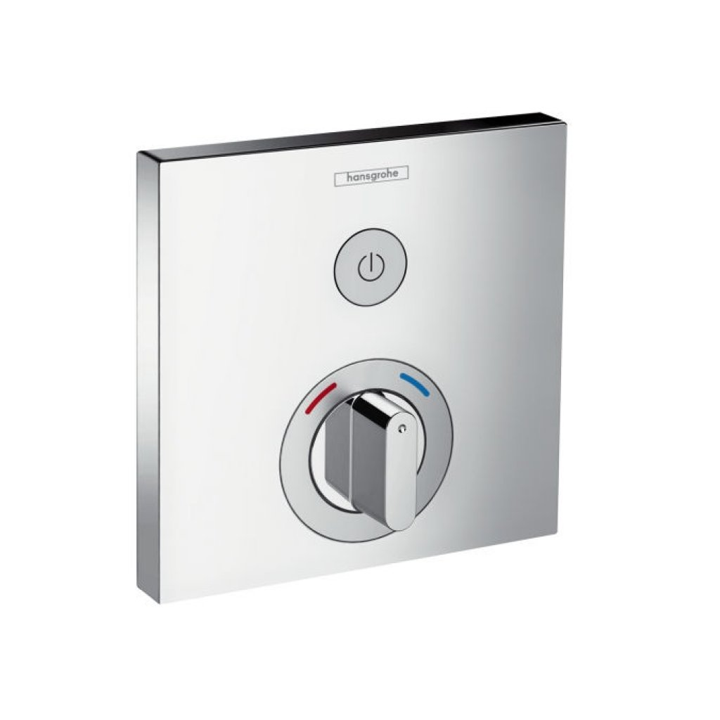 Hansgrohe ShowerSelect Mixer For Concealed Installation With 1 Outlet