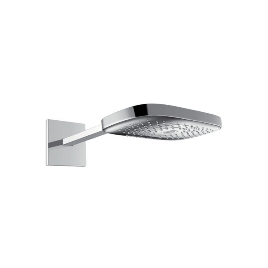 Hansgrohe Raindance Select E 300 3jet Overhead Wall Mounted Shower