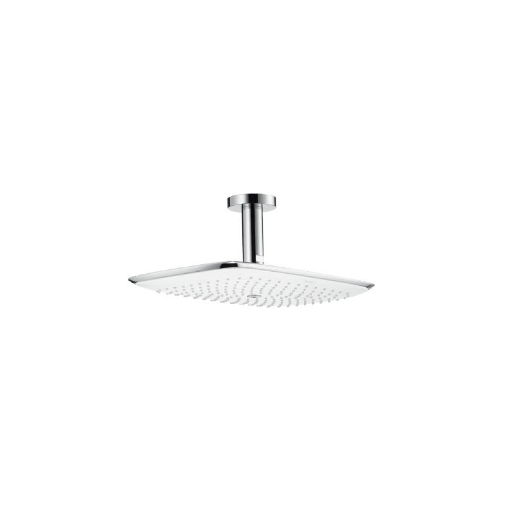 Hansgrohe PuraVida Overhead Shower 400mm with Ceiling Connector