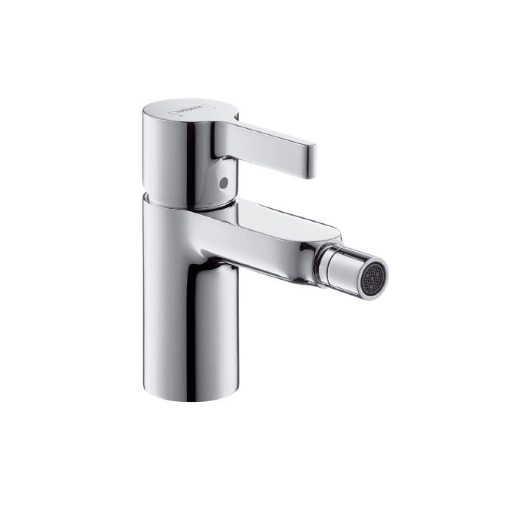 Hansgrohe Metris S Single Lever Bidet Mixer With Directional Spray