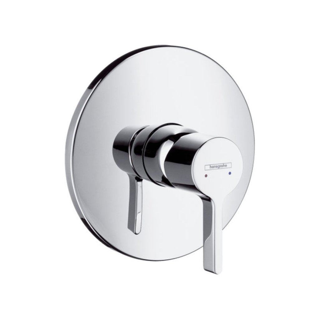 Hansgrohe Metris S Single Lever Bath or Shower Mixer - For Concealed Installation