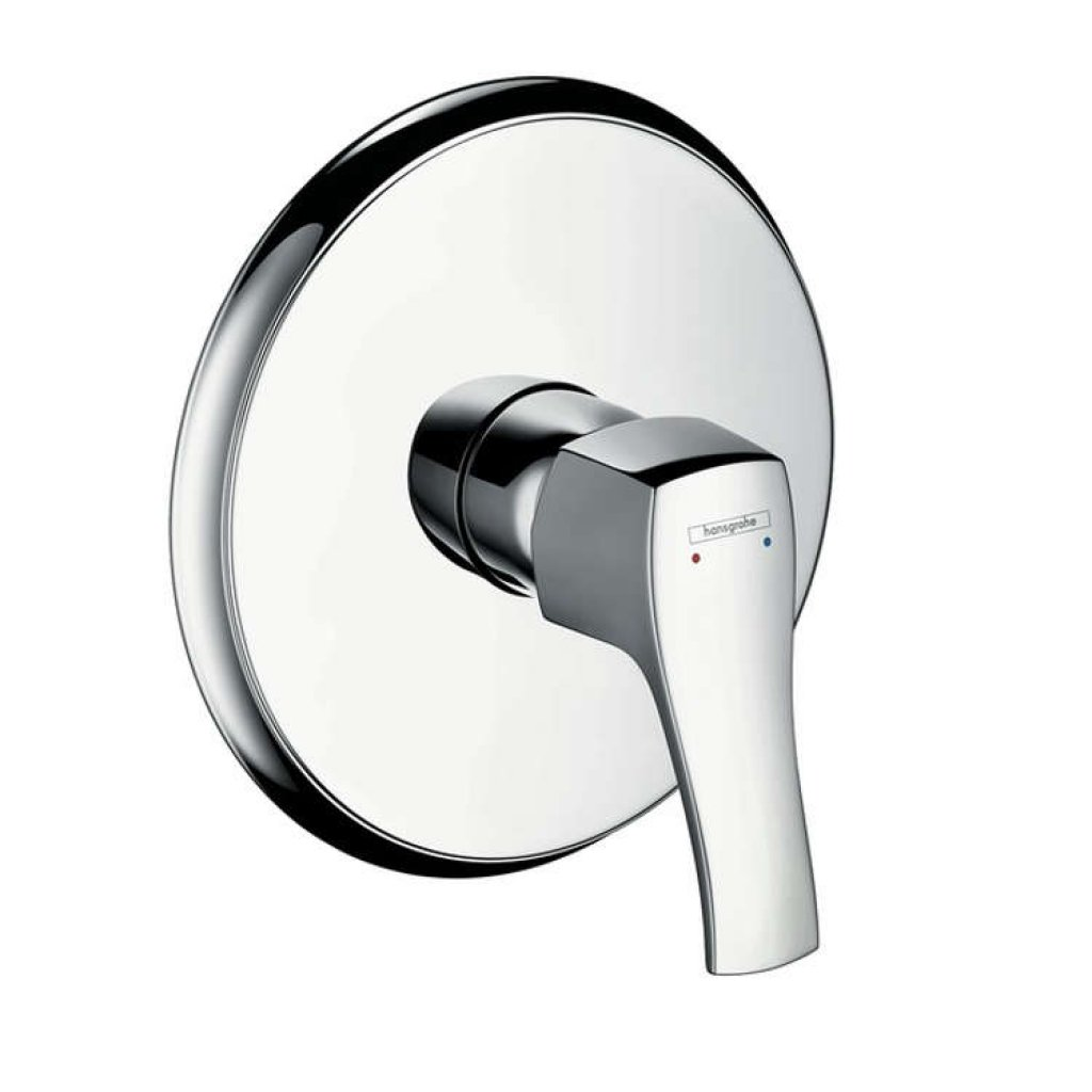 Hansgrohe Metris Classic Single Lever Bath or Shower Mixer For Concealed Installation