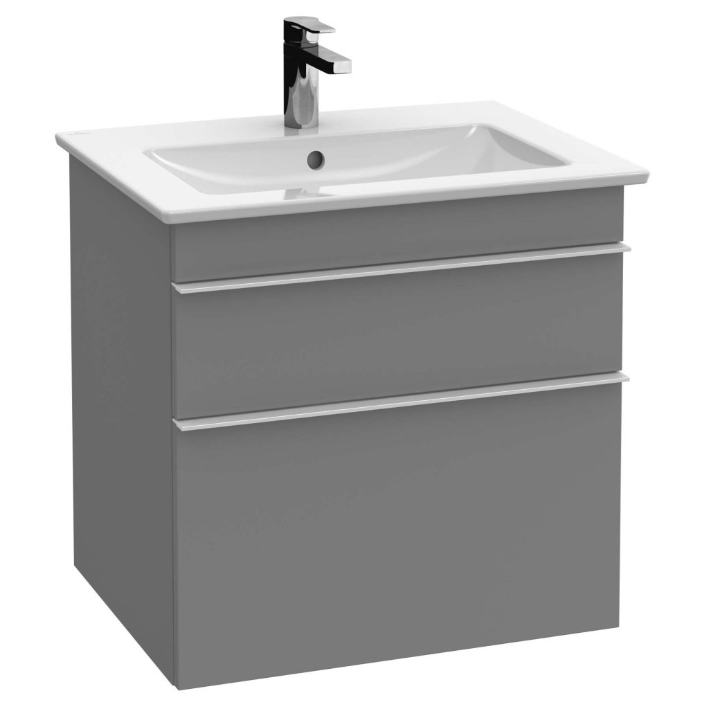 Villeroy & Boch Furniture, Venticello Vanity Unit 650mm XXL - Multiple Colour Finishes Available