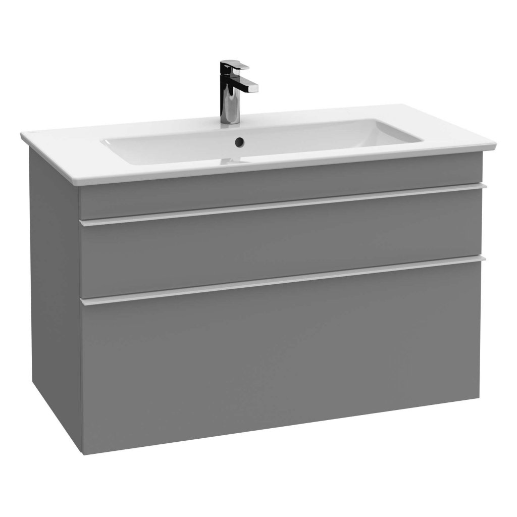 Villeroy & Boch Furniture, Venticello Vanity Unit 800mm XXL - Multiple Colour Finishes Available