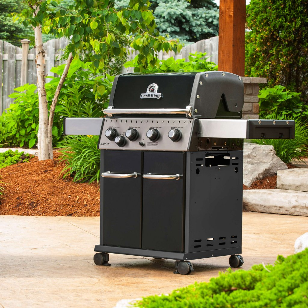 Broil King Baron 440 Gas BBQ