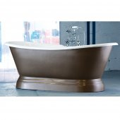 Arroll Baths - The Versailles Bath - Roll Top Bath