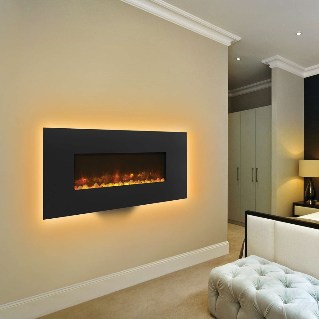 Recessed Electric Fires Built In Recessed Electric Fire Gazco Studio ...