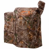 Traeger Smoker Covers - Realtree Camo Cover - 22 Series Smokers