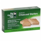 Big Green Egg Natural Instant Fire Starters