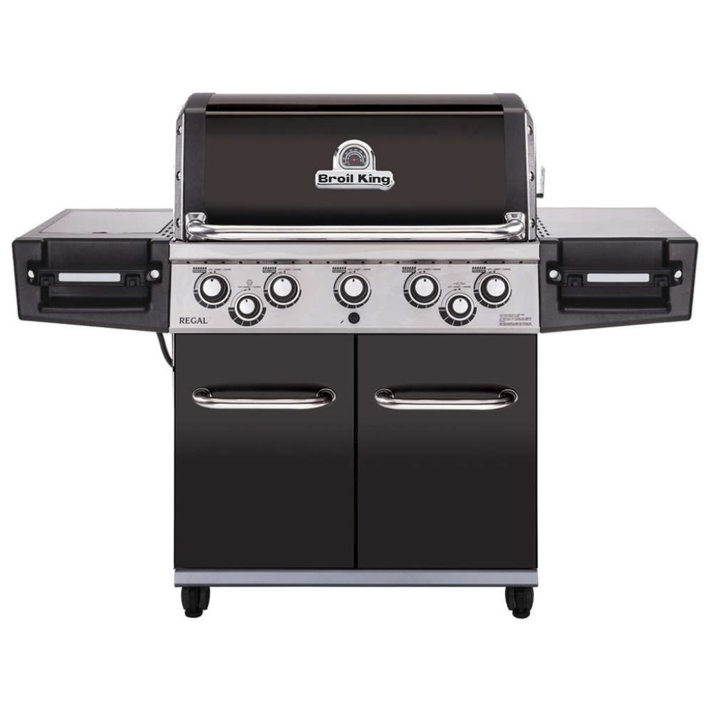 Broil King Regal 590 Black - Includes Rotisserie
