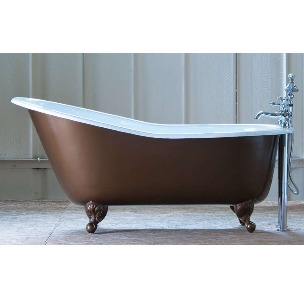 Arroll Baths - Arroll The Bordeaux Bath - Roll Top Bath