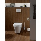 TOTO Toilets - CF Wall Hung Pan - Optional WC Seat