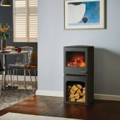 Yeoman CL5 Highline Electric Stove With Remote Control