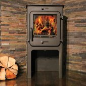 Ekol Clarity 5 Highline Multi Fuel Stove