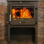 Ekol Clarity 12 Highline Multi Fuel Stove