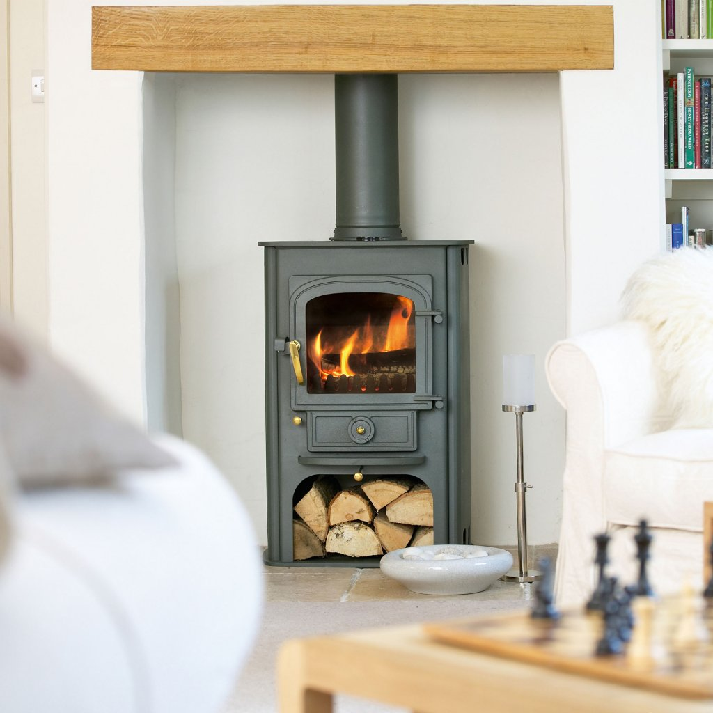 Clearview Solution 400 Multi Fuel Stove