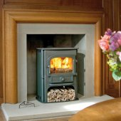 Clearview Solution 500 Multi Fuel Stove