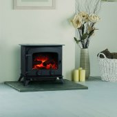 Yeoman Dartmoor Single Door Electric Stove - Flat Top Only