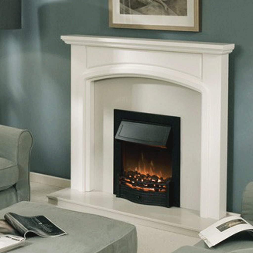 Dimplex Optiflame Danesbury Black Inset Electric Fire