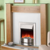 Dimplex Optiflame Elda Inset Electric Fire