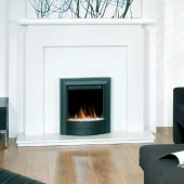 Dimplex Optiflame X1B Black Electric Fire