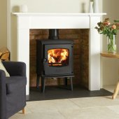 Dovre 525 Single Door Multi Fuel Stove