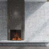 Evonic E500GF Inset Electric Fire
