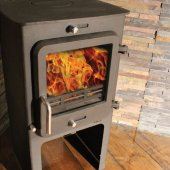 Ekol Clarity 8 Highline Multi Fuel Stove