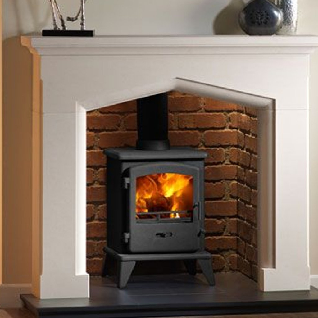 Capital Fireplaces Essence 405 Multi Fuel Stove