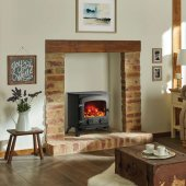Yeoman Exe Single Door Electric Stove - Flat Top Only