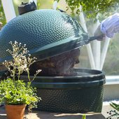 Extra Extra Large Big Green Egg Bundle