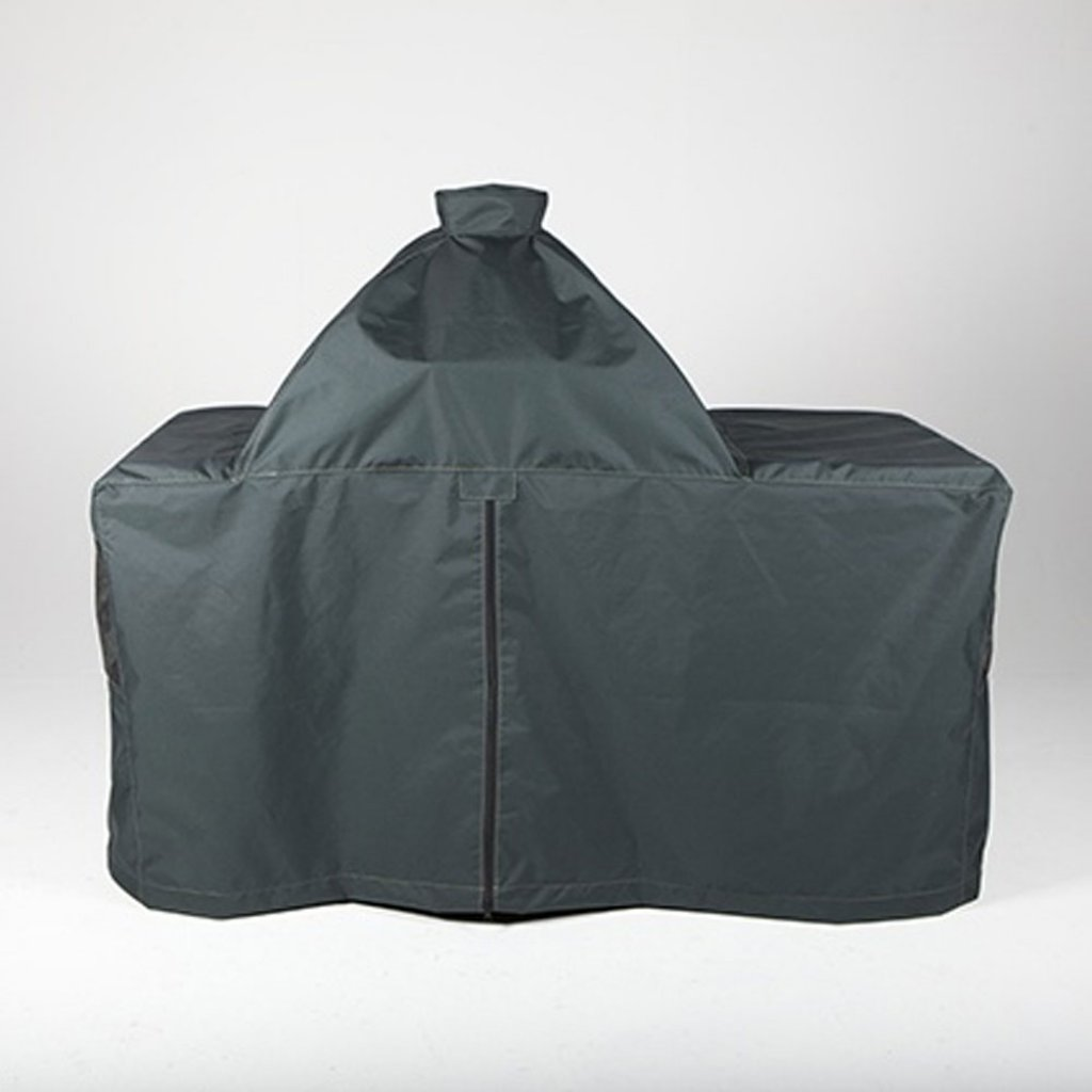 Big Green Egg Extra Large Forest Green Table Cover