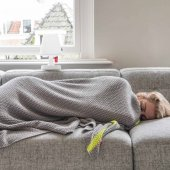 Lamp, Fatboy Klaid Blanket with One-year Guarantee - 6 Colours To Choose From