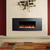 Gazco Fires - Studio 2 Verve Graphite Electric Fire
