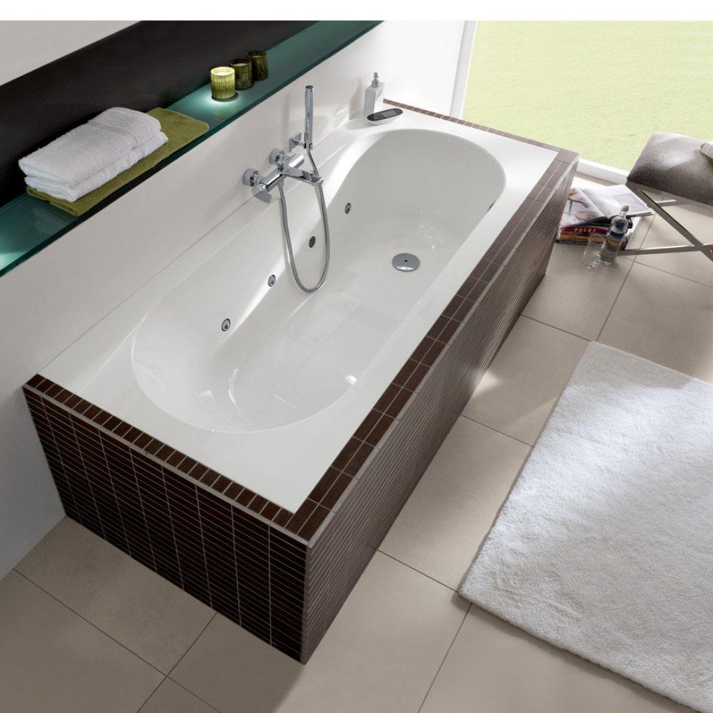 Villeroy Boch Whirlpool : villeroy boch oberon hydropool comfort whirlpool bath ~ Watch28wear.com Haus und Dekorationen