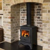 Capital Fireplaces Imperial 405 Multi Fuel Stove