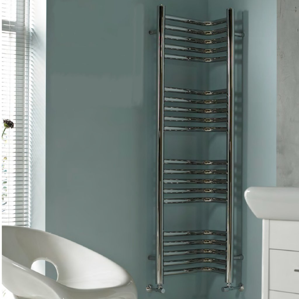 Vogue Inttra Contemporary Heated Towel Rail