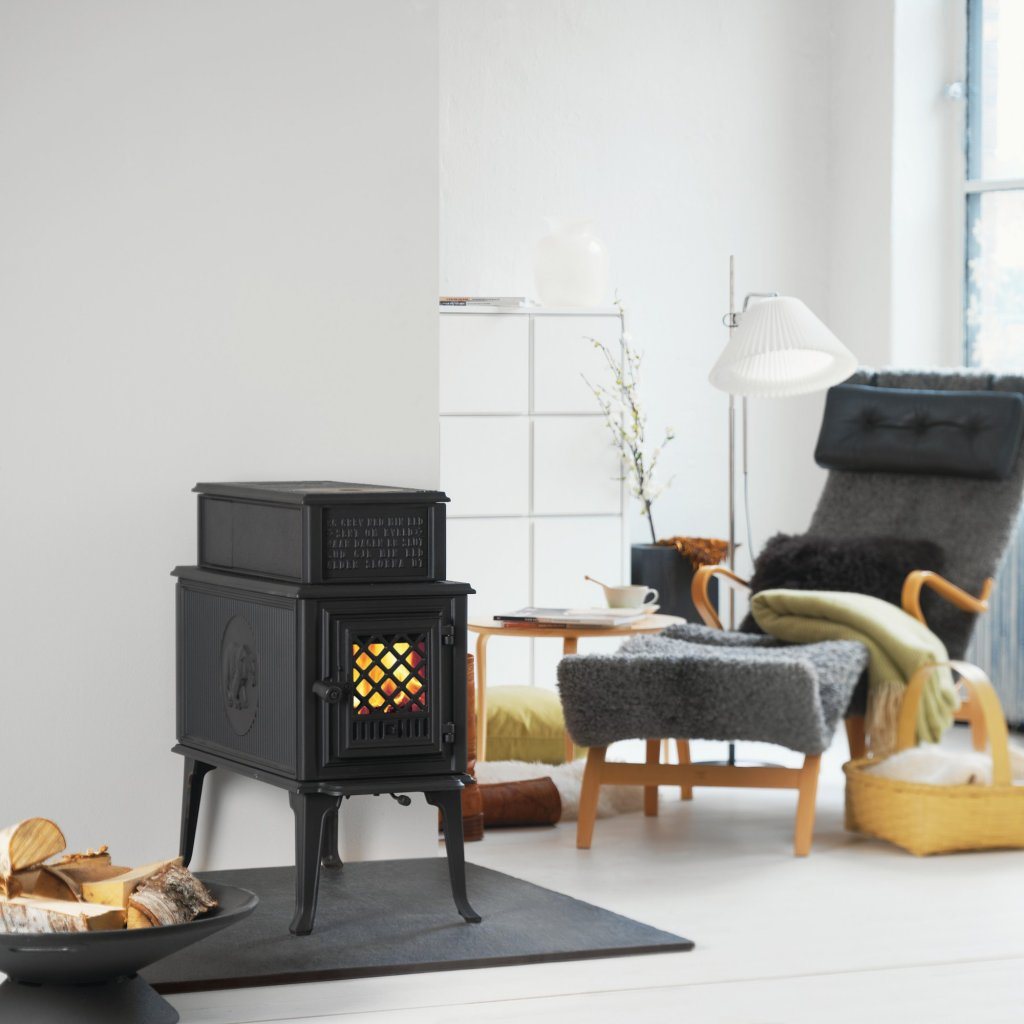 Jotul F118 Wood Burning Stove