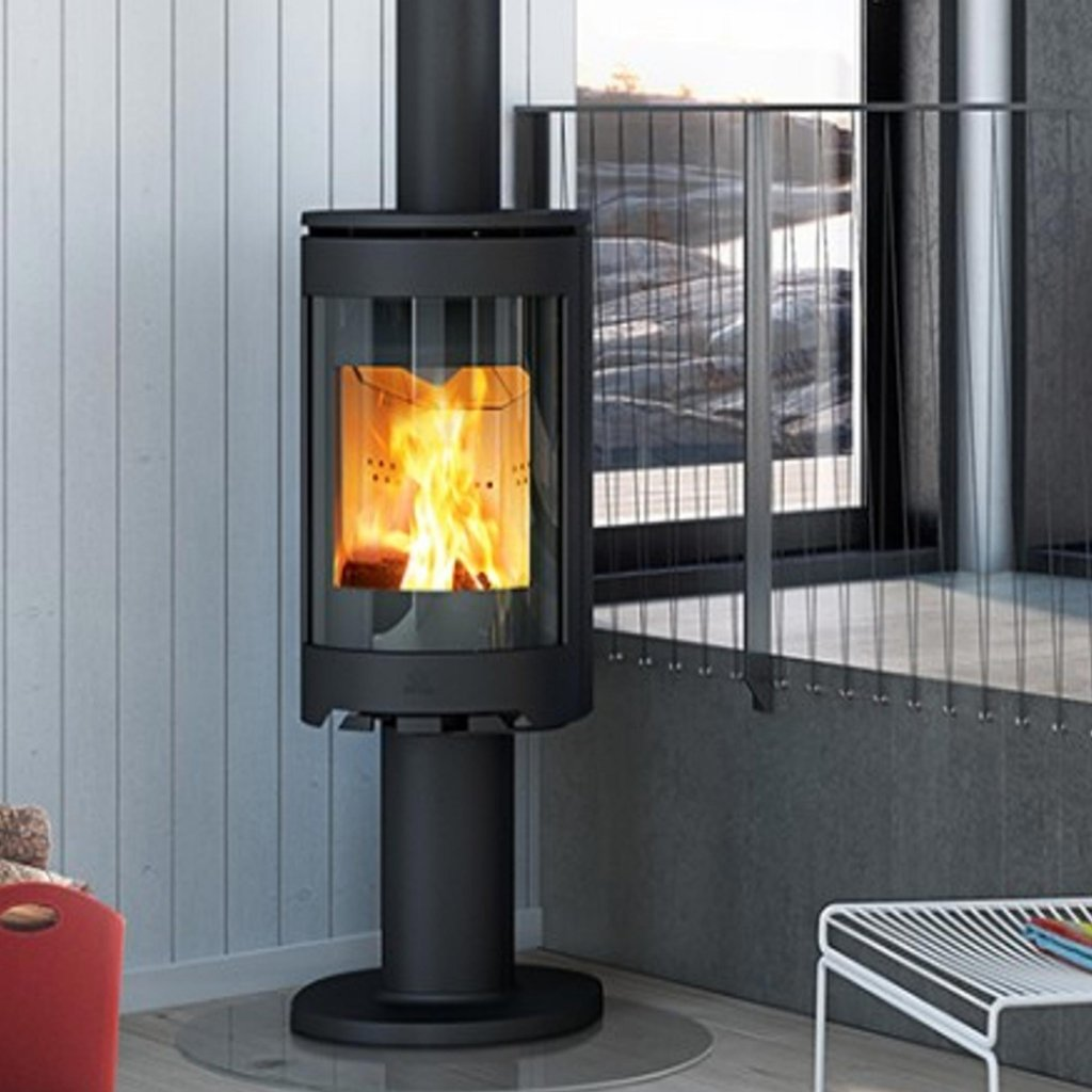 Jotul F483 Wood Burning Convection Stove