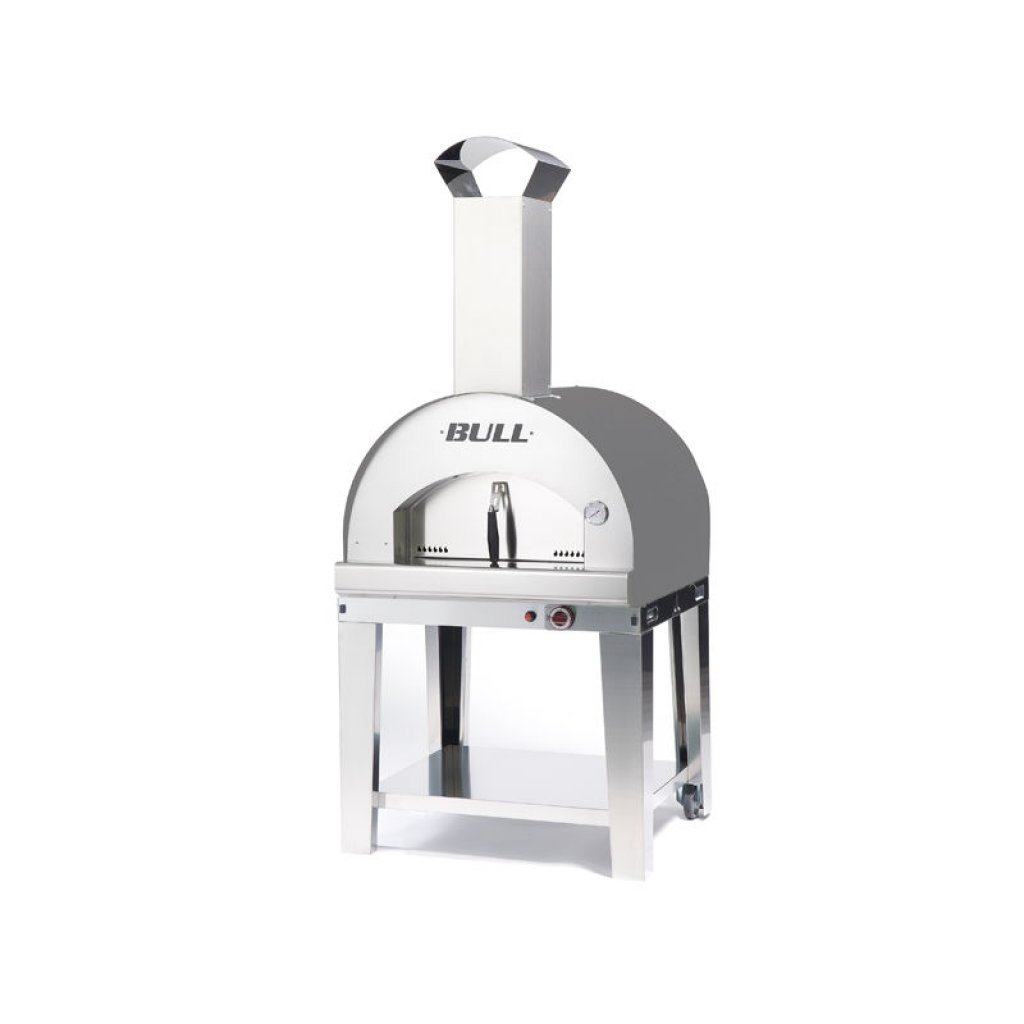 Bull BBQs - Large Pizza Oven & Cart - LPG Gas Fuelled