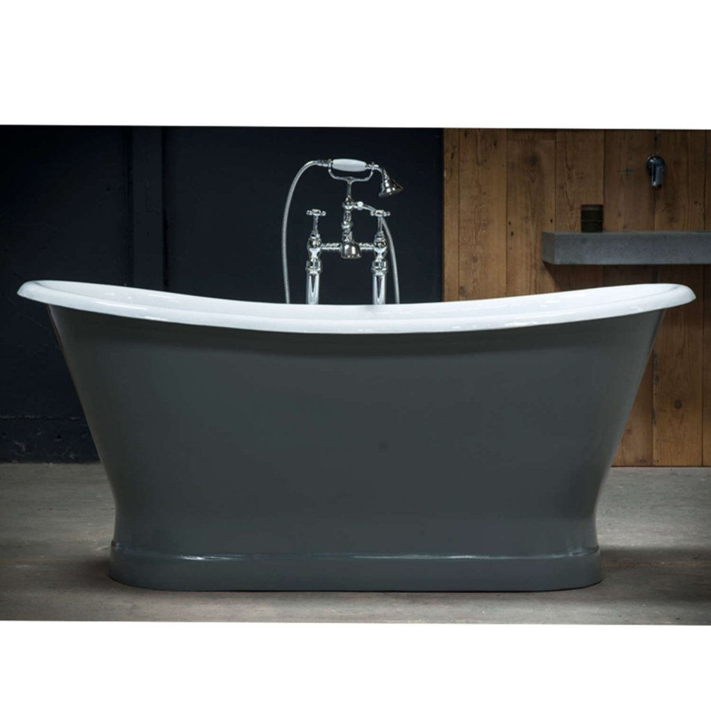 Arroll Baths - Arroll The Lyon Bath, Cast Iron, Roll Top Bath