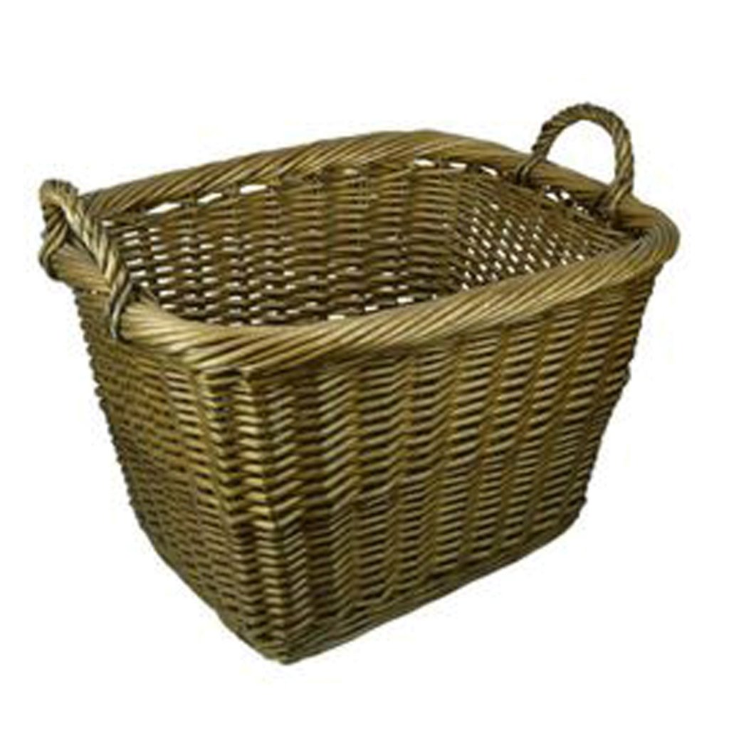 Manor Fireside Furnishings Small Country Log Basket