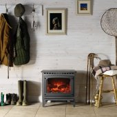 Gazco Fires - Marlborough Medium Electric Stove