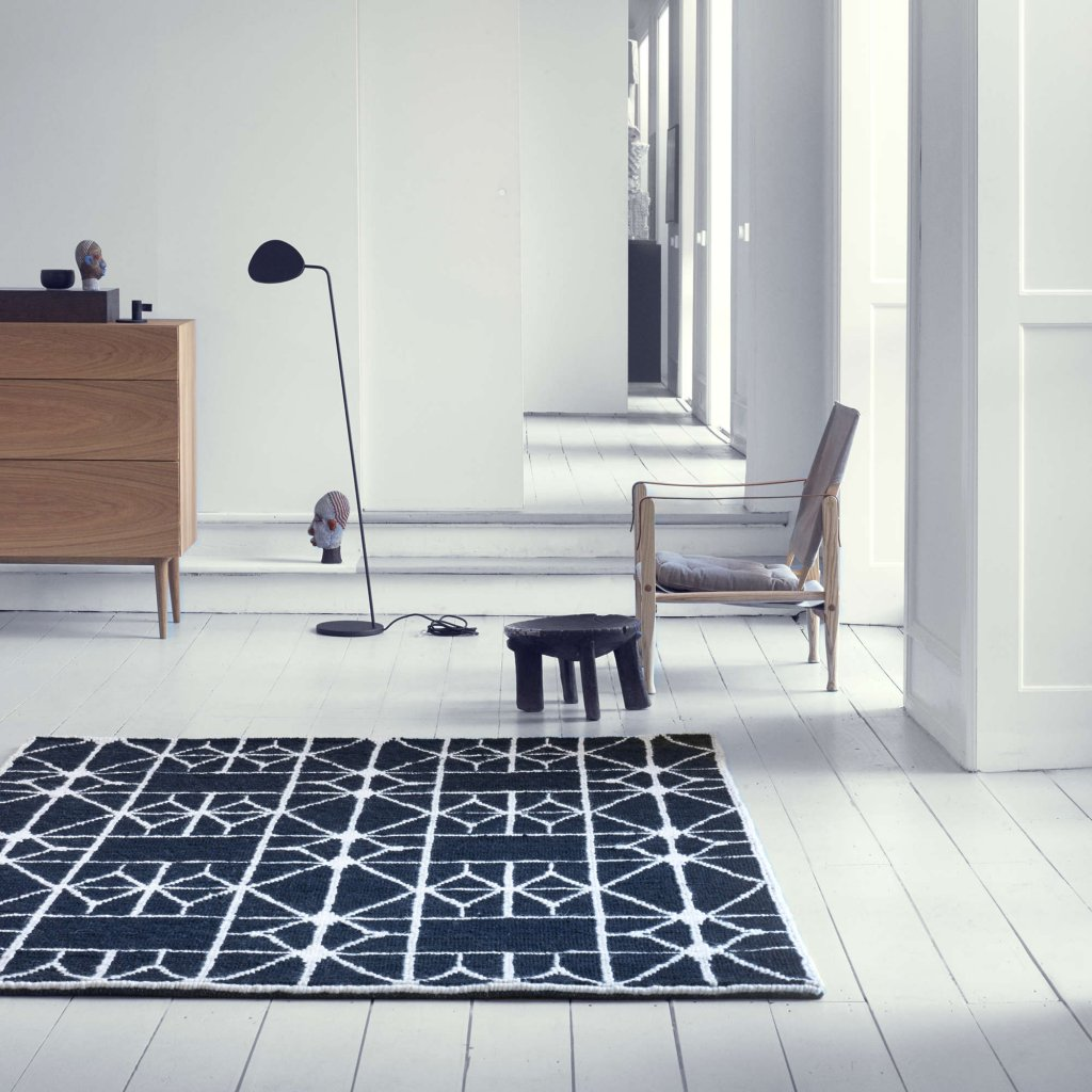 Linie Designs Rug - Meta - Available in 3 Sizes & 2 Colours