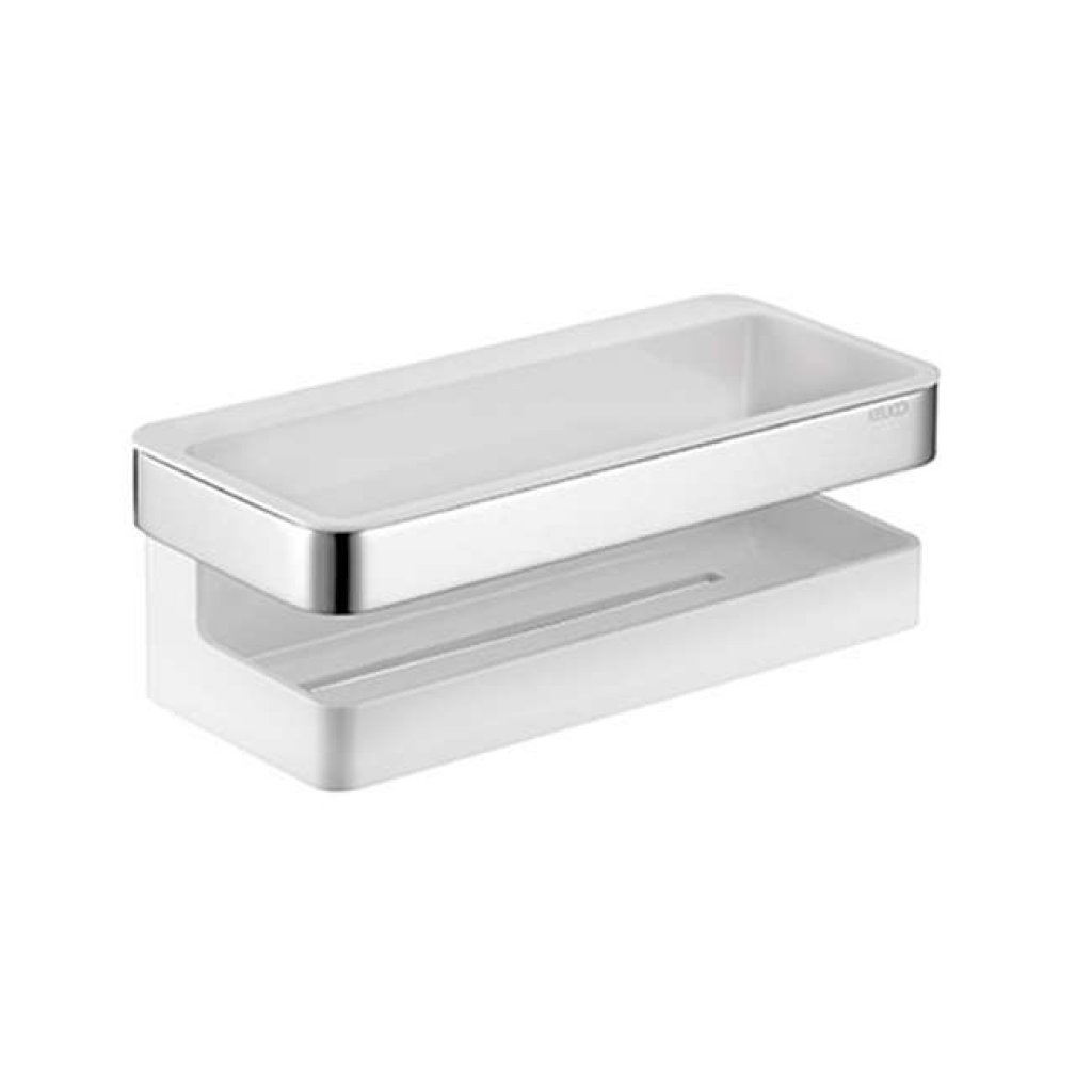 Keuco Bathroom Accessories - Collection Moll Shower Basket In Chrome ...