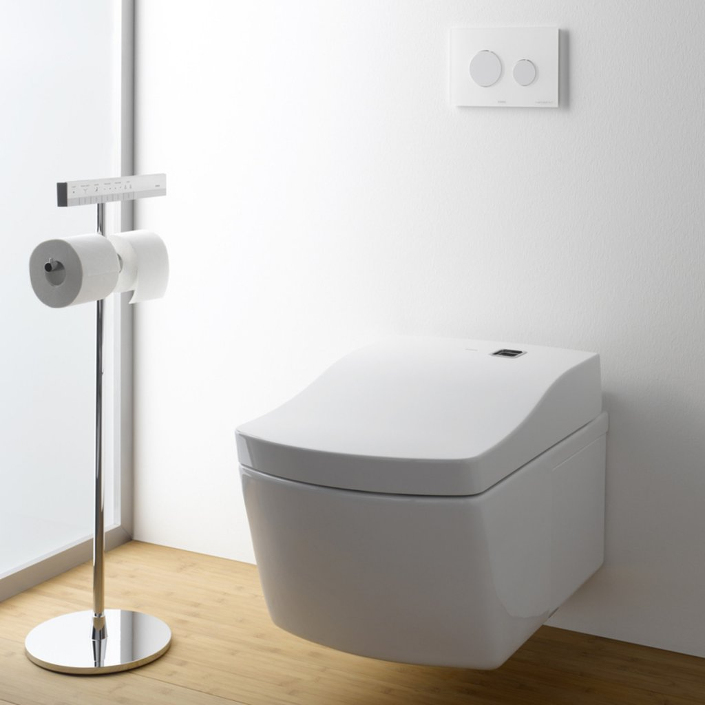 TOTO Neorest AC (Actilight) Washlet - Full Wall Hung Installation ...